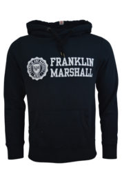 Franklin & Marshall - 66 Hoody - Black