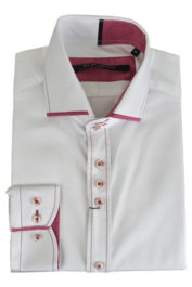 Guide London - LS73374 Shirt - White