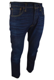Levis - 501 Blue Lane Jeans - Denim