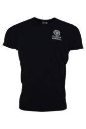 Franklin & Marshall - Campus 160 T-Shirt - Black