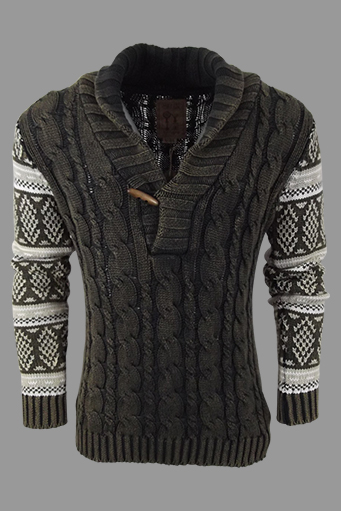 Pearly King - Forge Jumper - Charcole