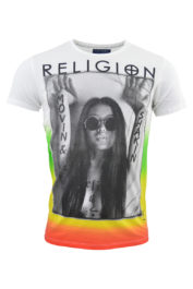 Religion Movin & Shakin Tee White