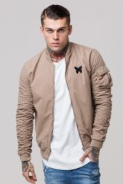 GFN Pilot Taupe Bomber Taupe