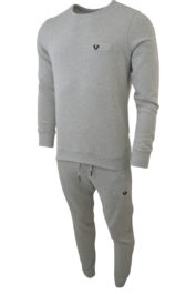 True Rel Horseshoe Tracksuit Grey