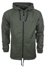 Nicce London Chester Jacket Khaki