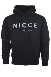 Nicce London Original Logo Hood Black