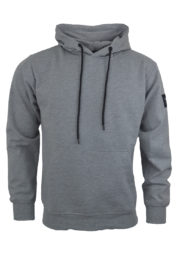 Nicce London Patch Hood Grey