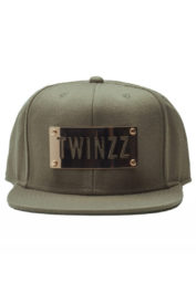 Twinzz Gold Plate Snapback