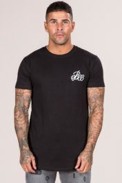 Bee Inspired Signature SS Tee Black