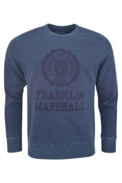 F&M 076 sweat Navy