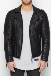 The Couture Club Hudson Biker Jacket Black