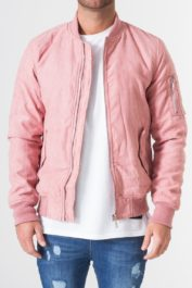 The Couture Club Kobe Bomber Pink