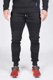 The Couture Club Sierra OTH Jogger Black