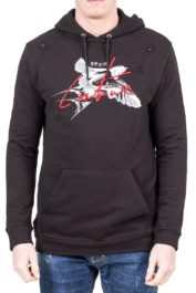 The Couture Club Swallow OTH Hoody Black