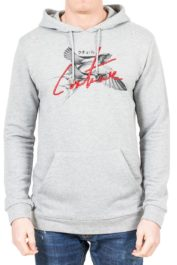 The Couture Club Swallow OTH Hoody Grey