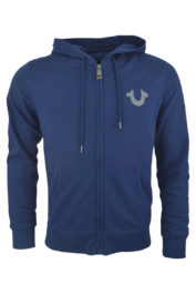 True Religion MW7 Crafted Hoody Navy