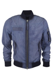 True Religion Windbreaker TR Dark Blue