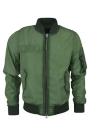 True Religion Windbreaker TR green