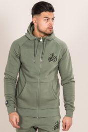 Bee Inspired Signature Hoody sage