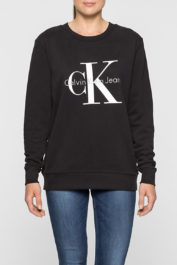 Calvin Klein CK Crew Sweat Black