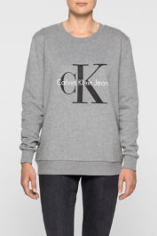 Calvin Klein CK Crew Sweat Grey