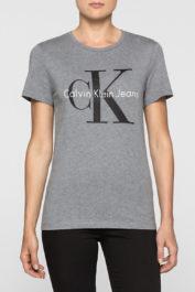 Calvin Klein Shrunk Tee Grey