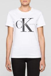 Calvin Klein Shrunk Tee White