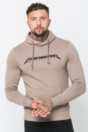 GFN Taupe Hoody Taupe