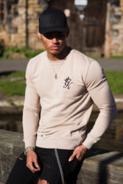 Gym King Crew Sweat Nomad