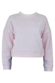 Nicce London Mini Oval Sweat Pink