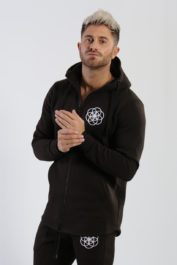 Scar Tissue Core Scar Hoody Black