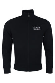 EA7 Zip up sweatshirt Black