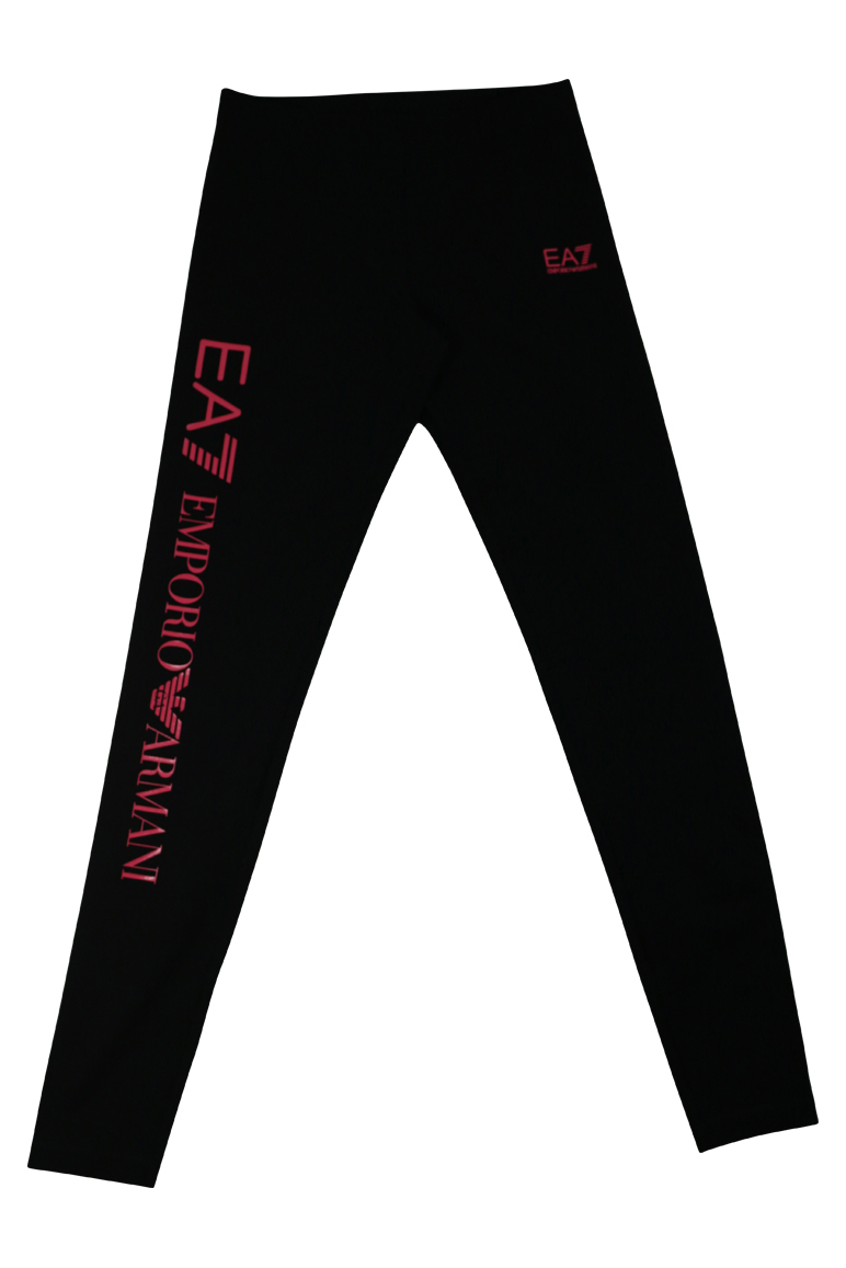 EA7 – 8NTP88 Leggings – Black/Gunmetal