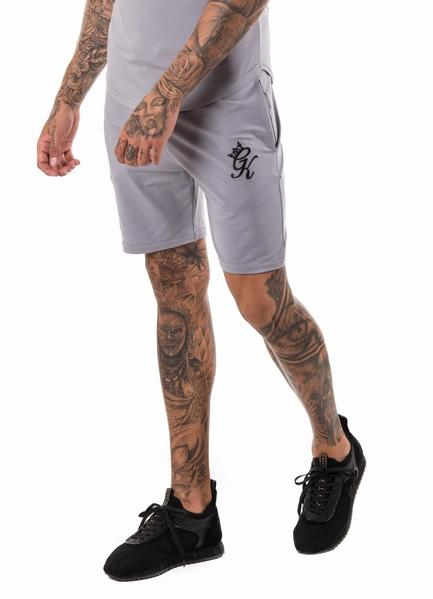 Gym King - Jersey Shorts - Silver - Baccus 15a5254f7e59