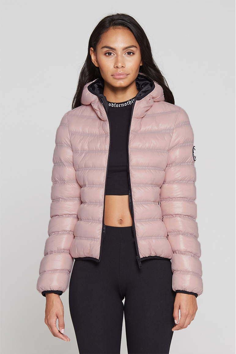 Good For Nothing – Romero Her Jacket – Pink