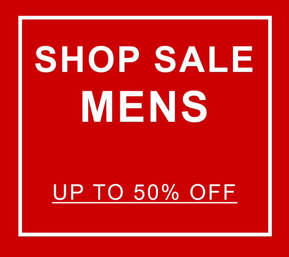 shop the sale for men at Baccus