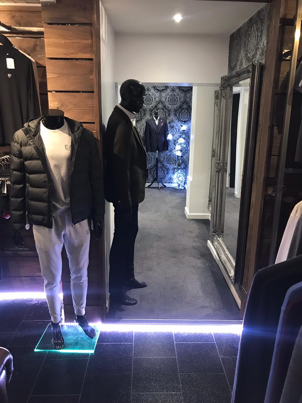 baccus fashion store men women colchester essex