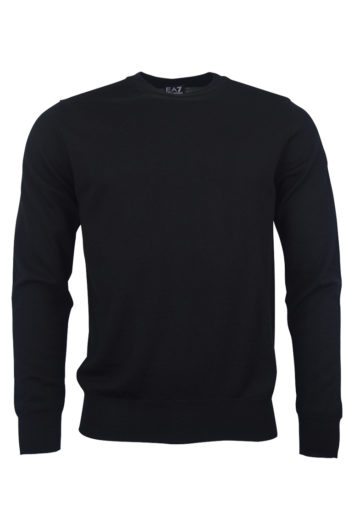 EA7 - 6ZPM28 Knitwear Sweat - Black