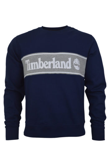 Timberland - Cut Sew Sweat - Navy