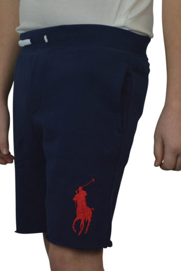 Ralph Lauren - Large Logo Sweat Shorts - Navy