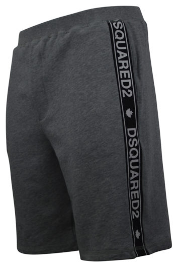 DSquared2 - DSQ Tape Shorts - Grey