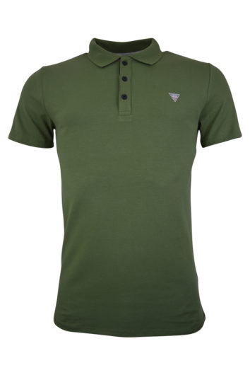 Guess - Duane Polo Shirt - Khaki