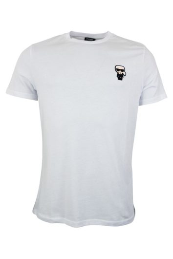 Karl Lagerfeld - Mini Karl T-Shirt - White