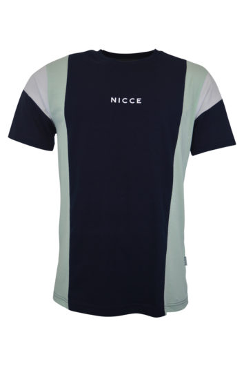 Nicce - Homewood T-Shirt - Navy/Mint