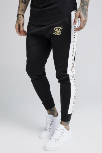 Sik Silk - Racer Cuffed Jogger - Mix