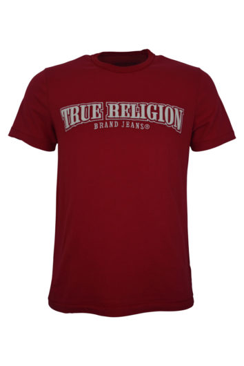 True Religion - Arch T-Shirt 570 - Red