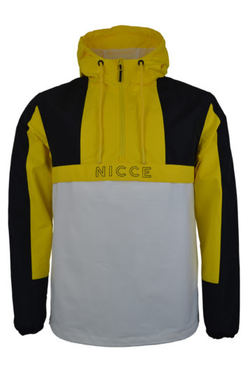 Nicce - Byron Jacket - Yellow