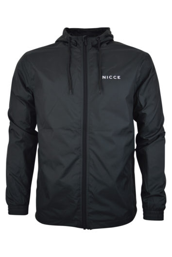 Nicce - Core Windbreaker - Black