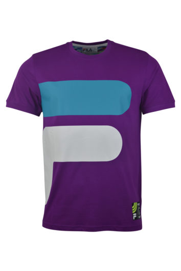 Fila - Alvan T-Shirt - Grape