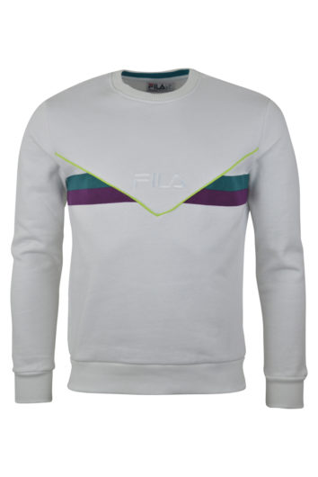 Fila - Leroy Sweat - White